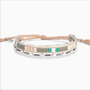 Stella & Dot Frieze Pulley Bracelet